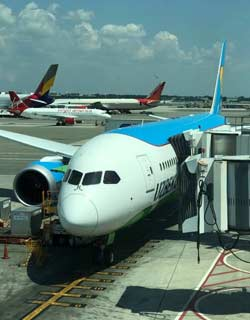 Uzbekistan Flights