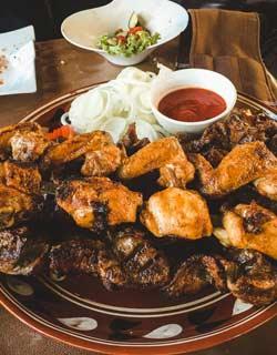 Uzbekistan Food