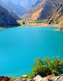 Uzbekistan Geography & Nature