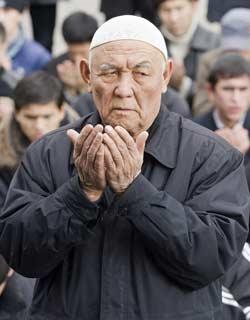 Uzbekistan Religion