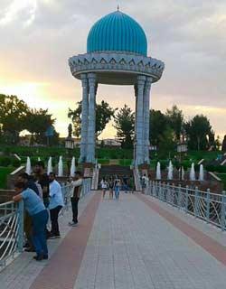 Uzbekistan Extension Tours