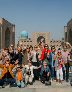 Uzbekistan Group Tours