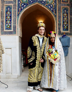 Uzbekistan Honeymoon Tours