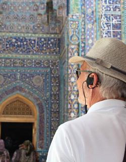 Senior Tour Uzbekistan