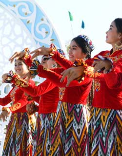 Uzbekistan Culture & Traditions