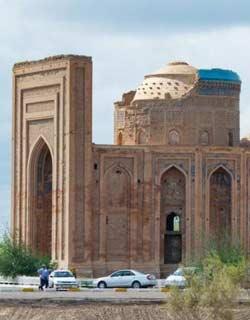 Uzbekistan-Turkmenistan Tour