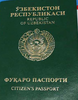 Visa-Free Countries For Uzbekistan