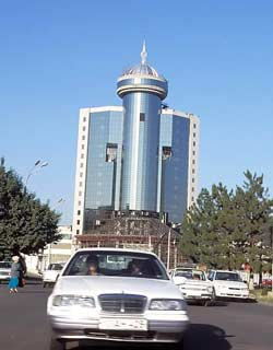 Uzbekistan Walking Tour