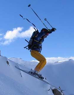 Winter Sports In Uzbekistan