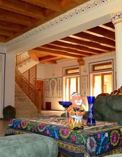 Uzbekistan Accommodation