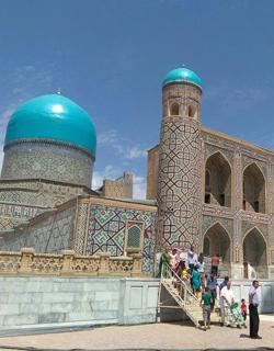Uzbekistan Activities