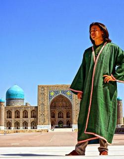 Uzbekistan In February
