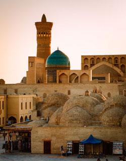 Historical Tourism In Uzbekistan