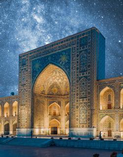 Uzbekistan In July