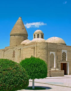 Mausoleum Chashma-Ayub