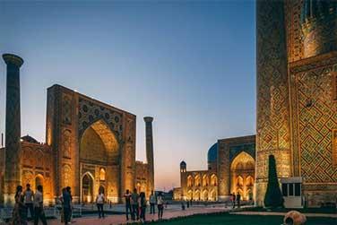 Uzbeksitan Tours