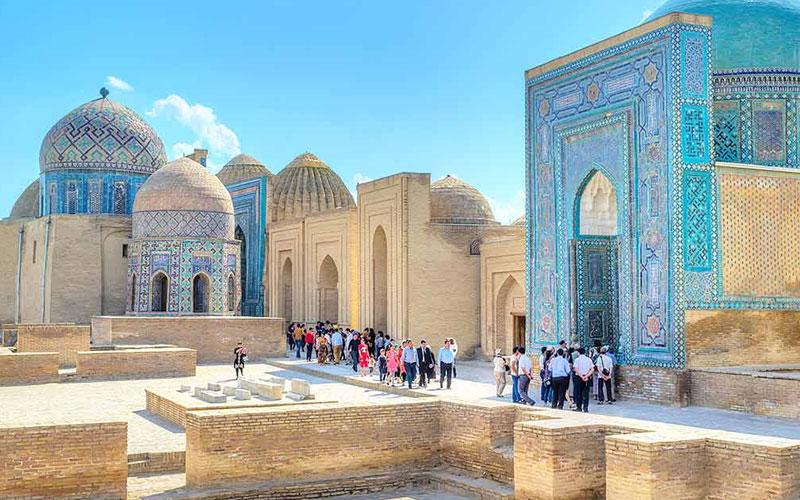 Russia & Uzbekistan Tour