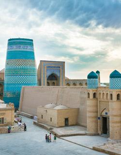 Uzbekistan In September