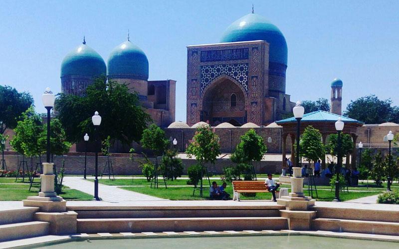 Silk Road Uzbekistan Group Tour