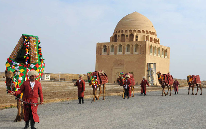 Turkmenistan Group Travel