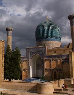 Travel Times In Uzbekistan